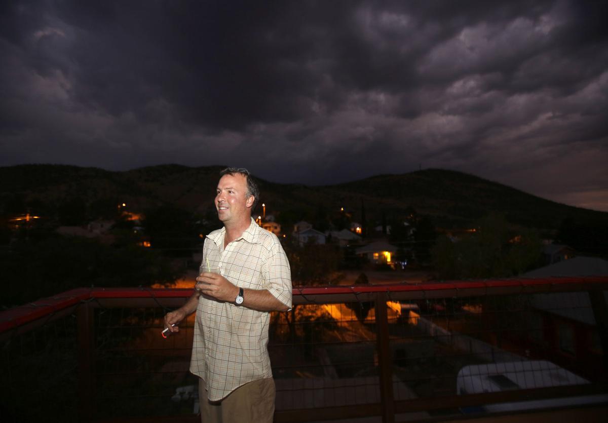 Photos: Comedian Doug Stanhope in Bisbee | Photography ...