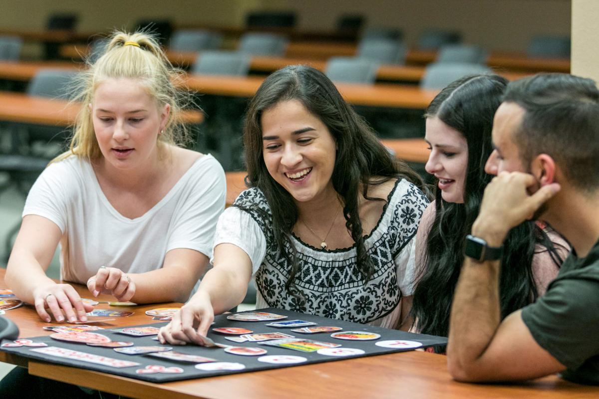 University of Arizona Nursing students