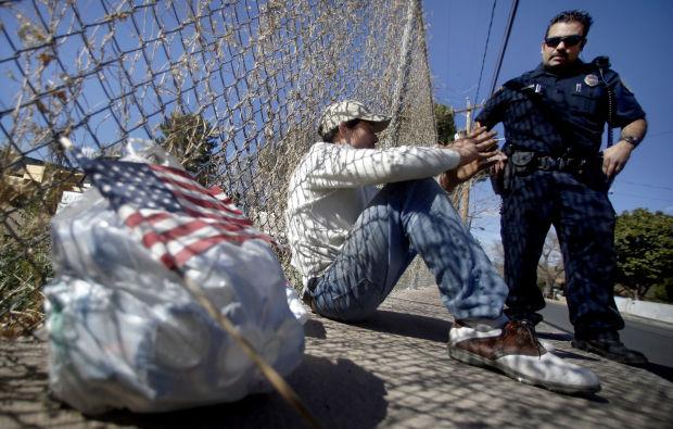 SB 1070: Nogales Police