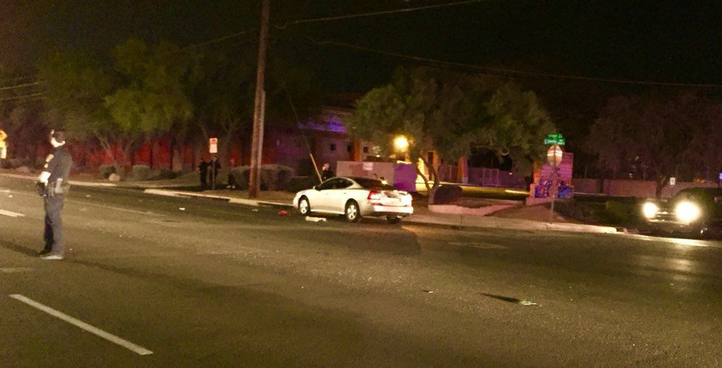 woman seriously injured in pedestrian collision