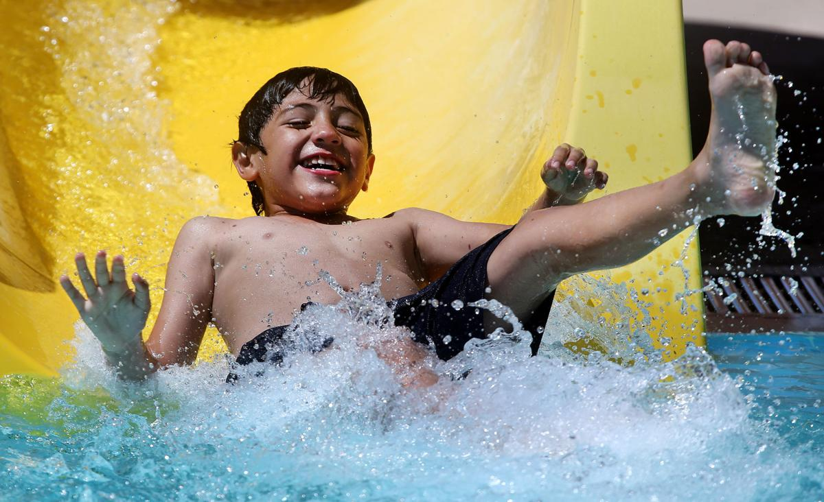 Splish Splash County Pools Breakers Water Park Are Open Families