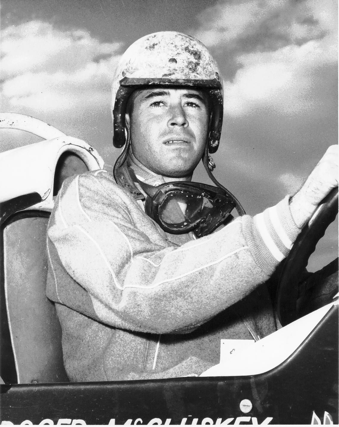 Don Davis Race Car Driver