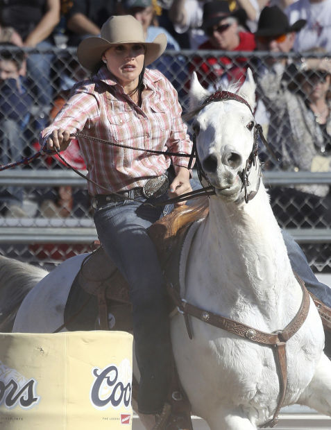 Tucson rodeo: Women's event a smash hit with Tucson Rodeo fans