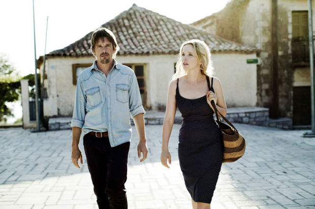 Hawke, Delpy pitch-perfect in'Midnight'