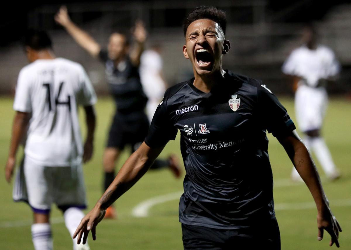 huge discount 5b2f1 fdf95 FC Tucson returns home, blasts Orlando City B 3-1 | Tucson ...