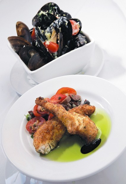 Landmark eatery adds trendy twists