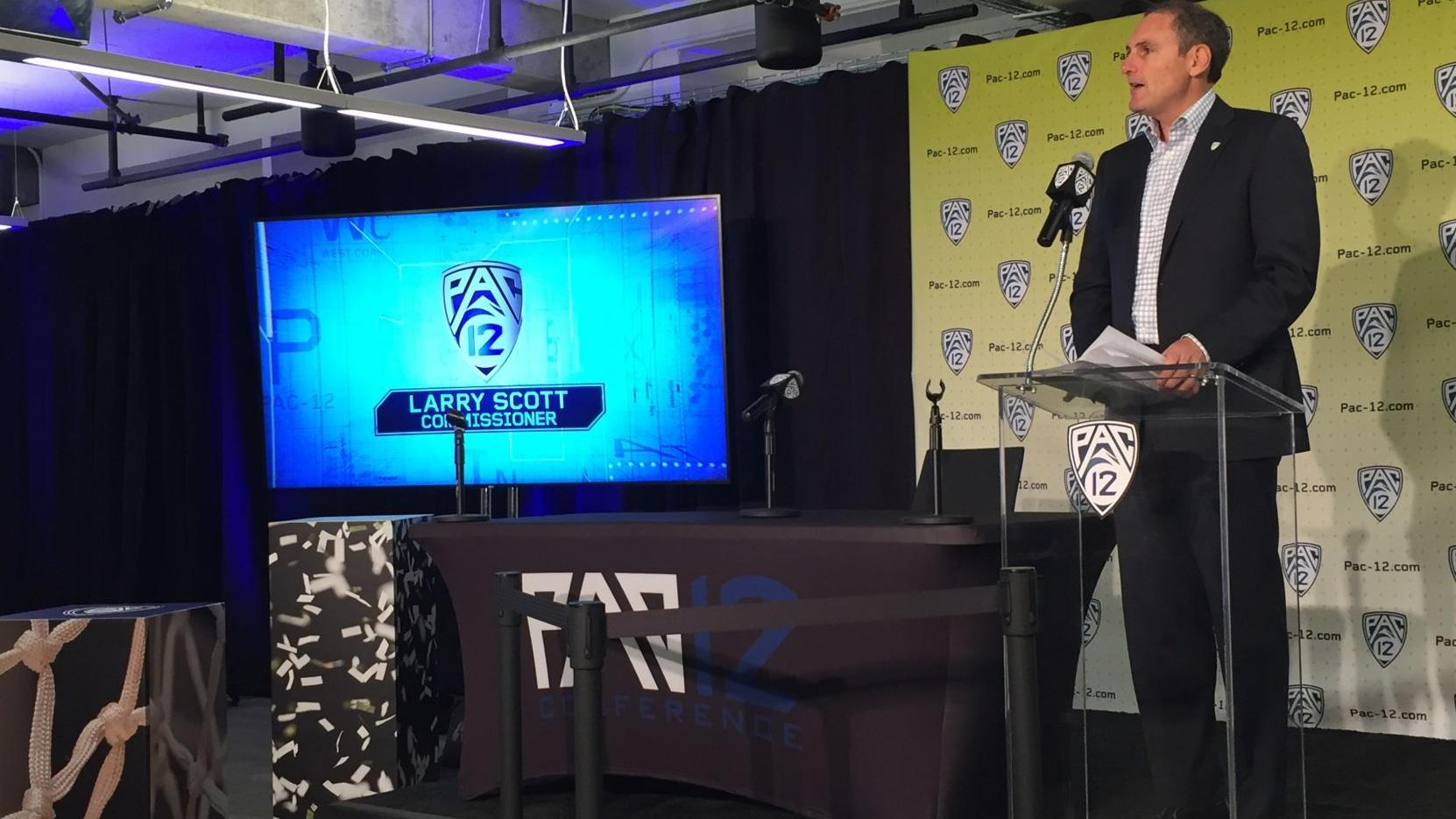 Pac-12 announces task force to examine college basketball issues