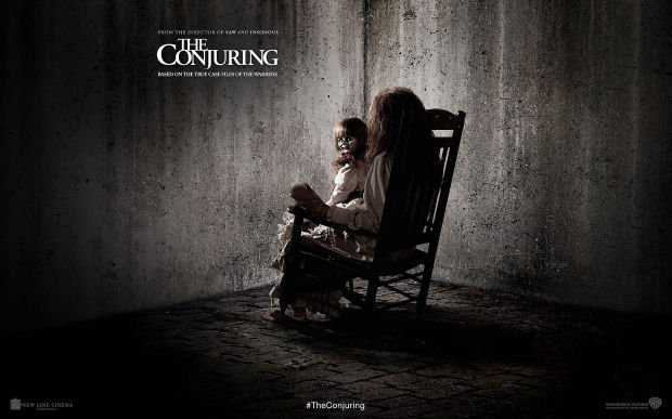 Palomeando: Terror real 'The Conjuring'