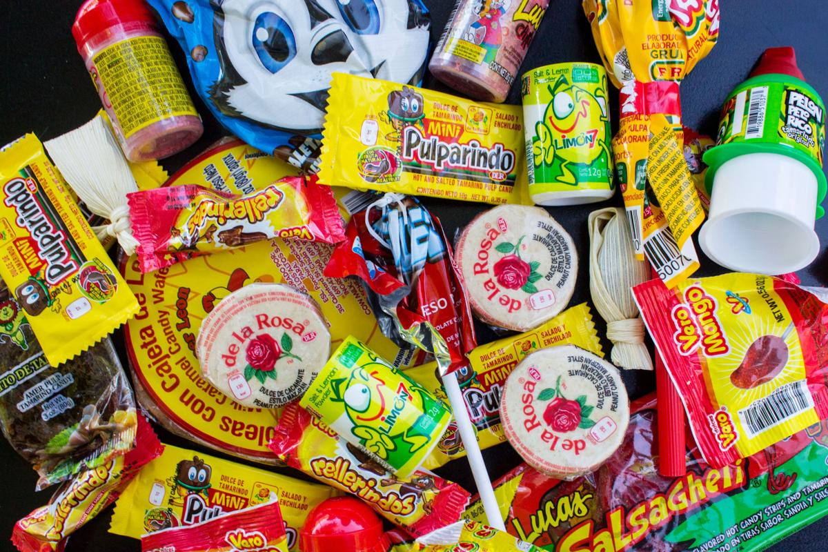 Mexican candy taste test