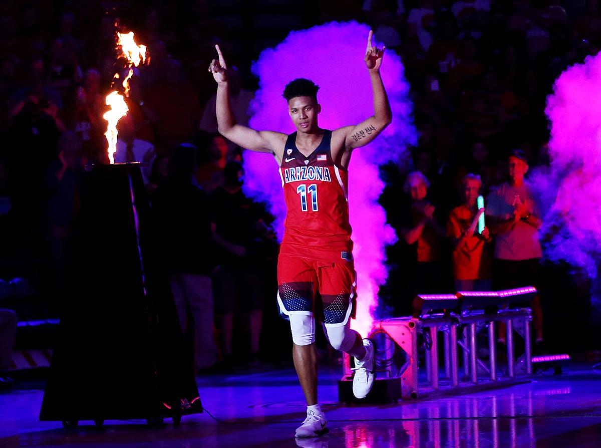 Preseason publications think Arizona should 'be back to looking like Arizona' in 2019-20