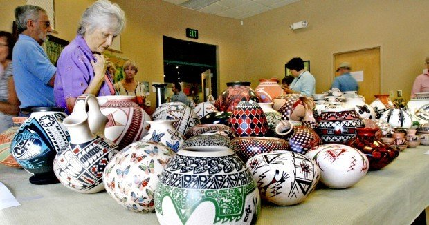 Photo Gallery Mata Ortiz Pottery And Oaxacan Carvings