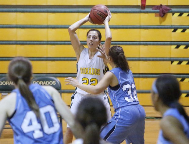 Division ii State Tournament: CDO girls advance to 2nd round