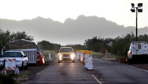Charges dismissed in shootout at southern Arizona border checkpoint