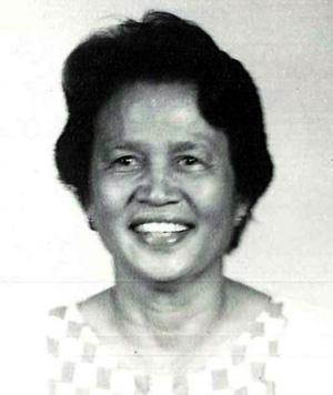 Juana Domingo Cruz