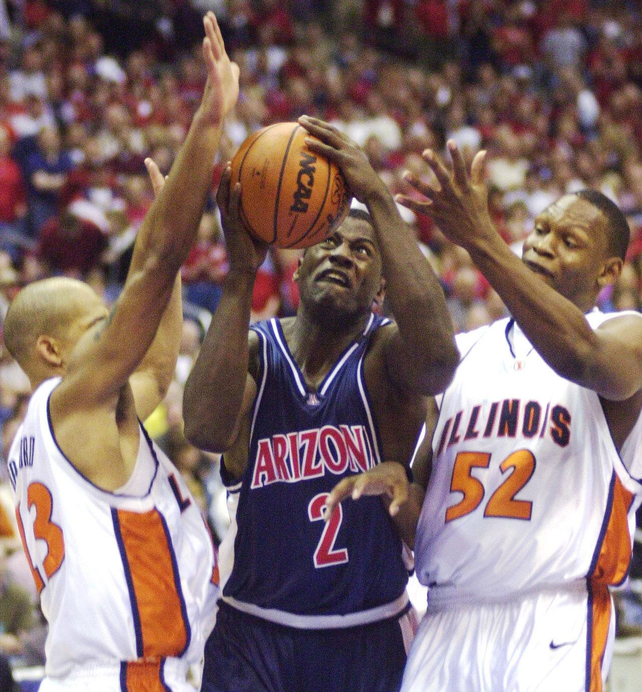 Arizona basketball player Michael Wright Prosecutors Man