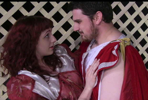 'Lysistrata' basks in over-the-top silliness