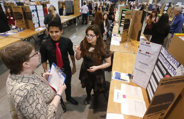Southern Arizona Research, Science and Engineering Foundation science fair