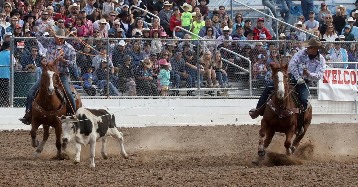 Finals La Fiesta de los Vaqueros Tucson Rodeo