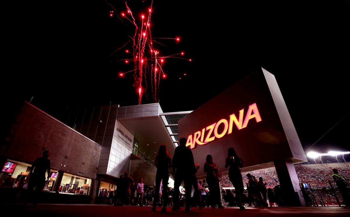 University of Arizona vs Southern Utah (copy)
