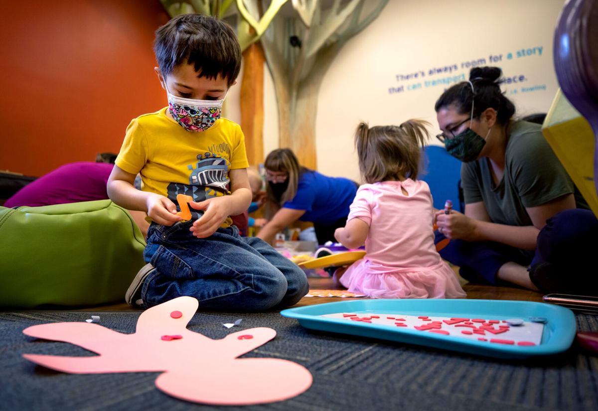 Children's Museums reopen