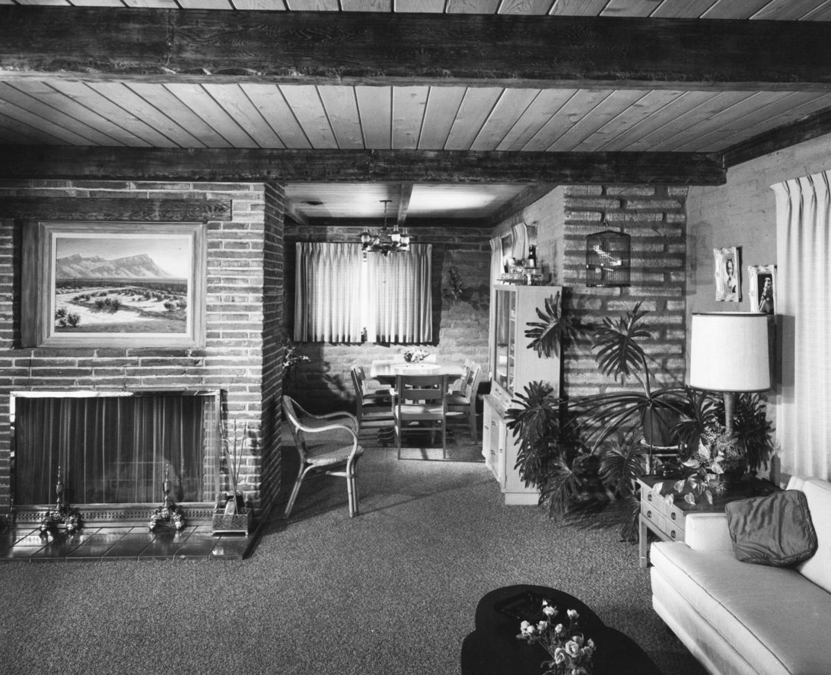 1961 Tucson home photos: Home evokes desert living and beauty
