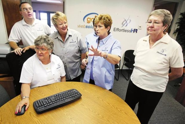 Tucson's 'Effortless HR' aims Web site to small-business clients ...