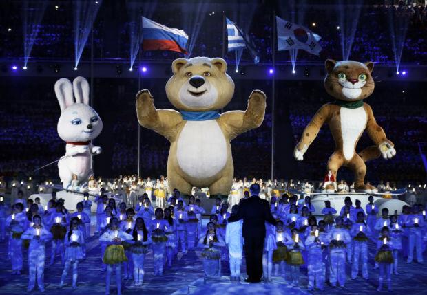 Sochi Winter Olympics Closing Ceremony