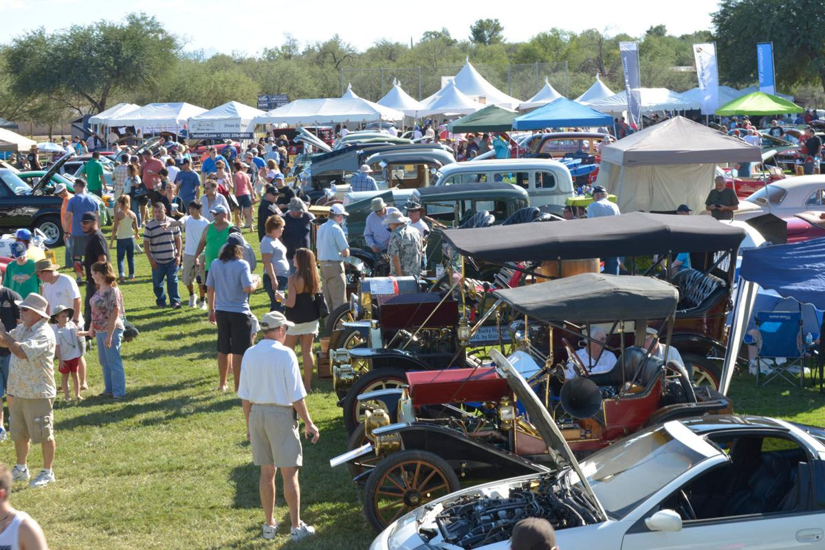 Tucson Classics Car Show Seeks To Raise K For Local Nonprofits - Car show tucson today