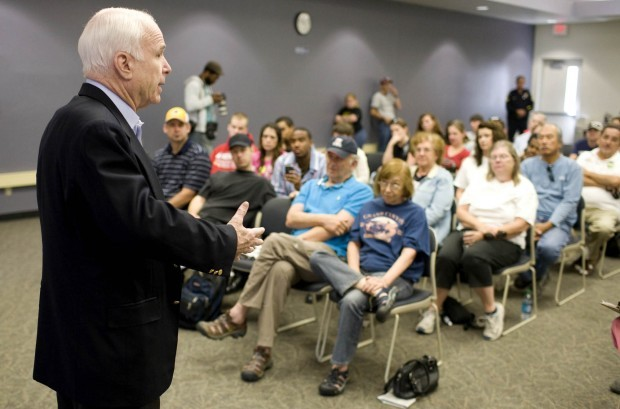 Town Hall with Sen. McCain
