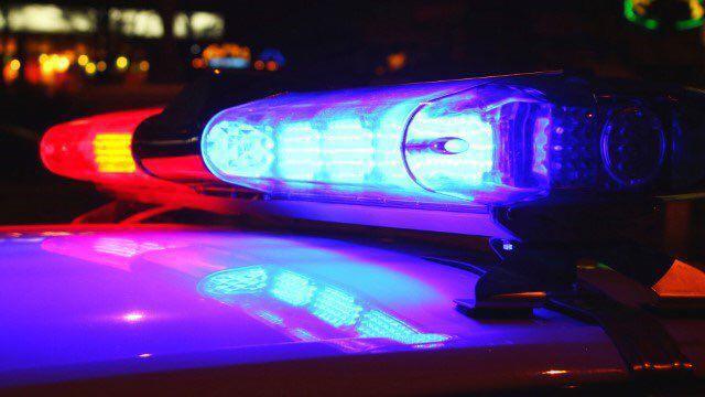 Crime police logo
