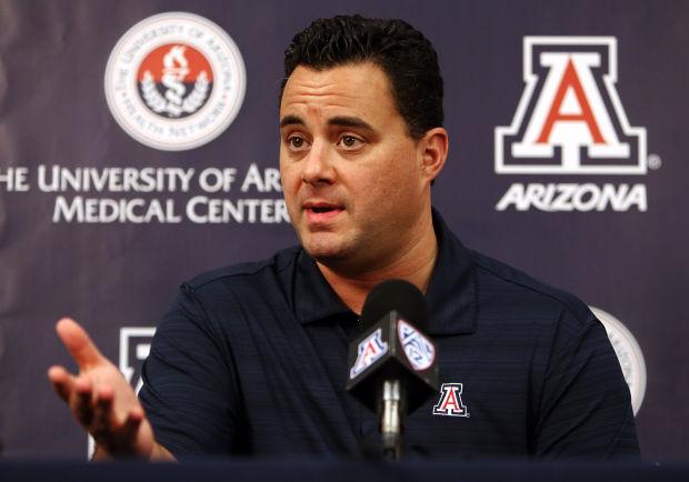 Arizona men's basketball media day