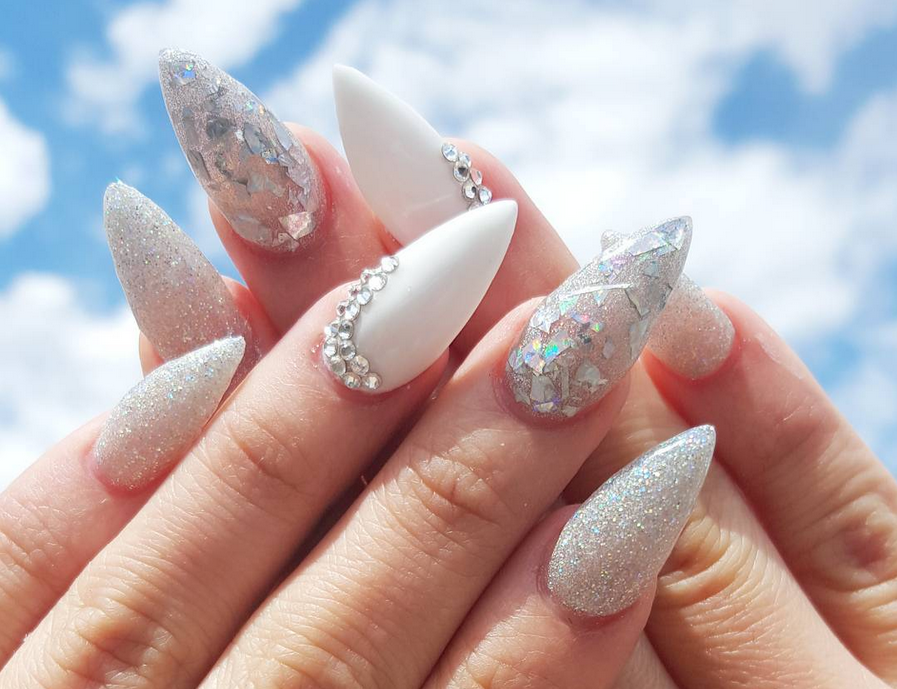 Instagrams we love 💖: @nailzbyelizabeth\'s nail art will zen you out ...