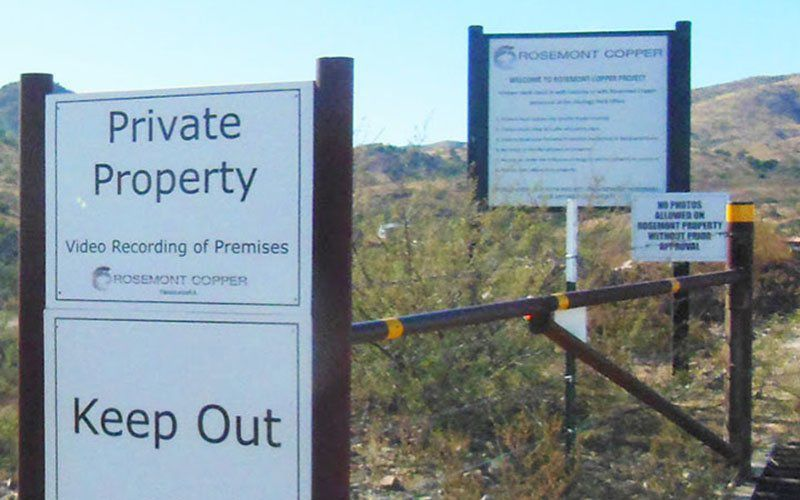 11 years later, court battles over Rosemont Mine persist