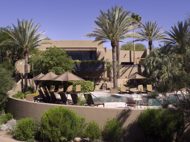 Miraval teams with Clarins skin-care firm on new spa