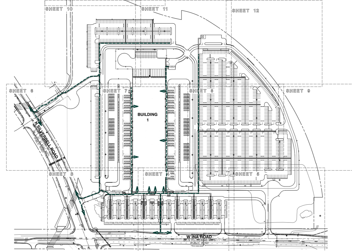 Silverbell Gateway Distribution Center