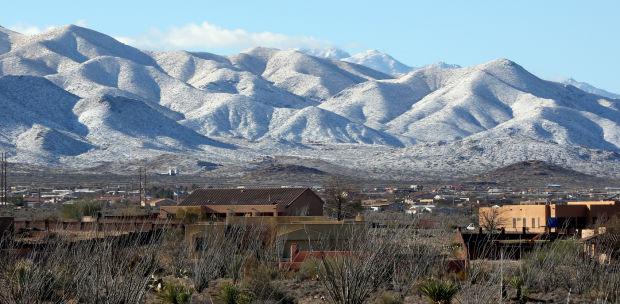 photos snow in southern arizona weather
