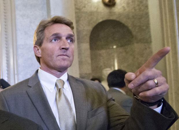 Flake may be among Senate Republicans rethinking gun checks