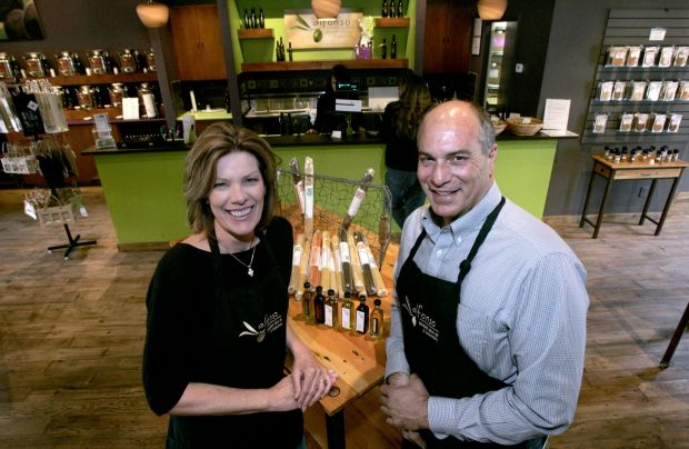 Alfonso Gourmet Olive Oil and Balsamics