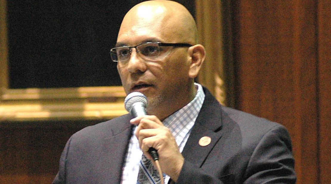State Rep. Diego Espinoza