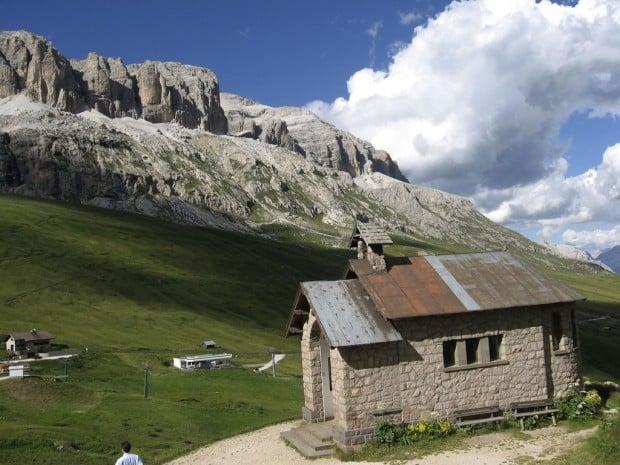 Italy's Dolomites: where majesty lives