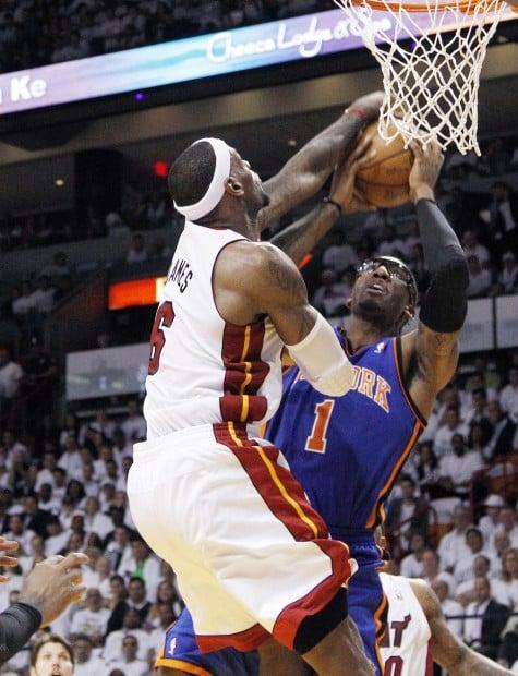 NBA playoffs: Stoudemire hurt as Knicks lose