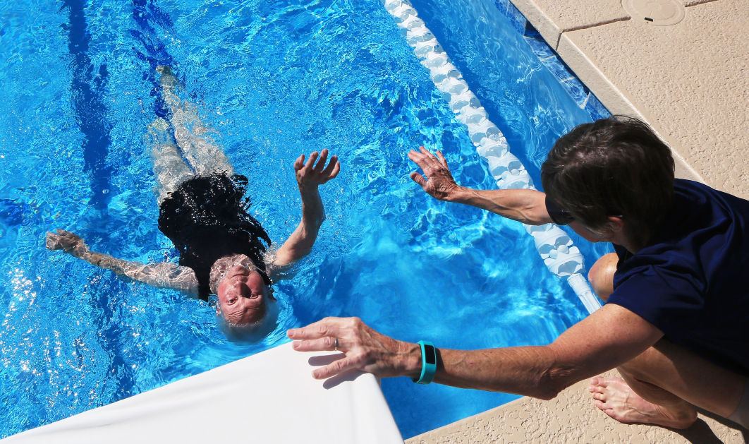 Centenarian Swim Meet