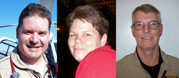 Victims of medical helicopter crash