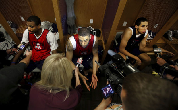 NCAA tournament West Region: No. 6 Arizona vs. No. 14 Harvard: Cats get memo: Harvard good