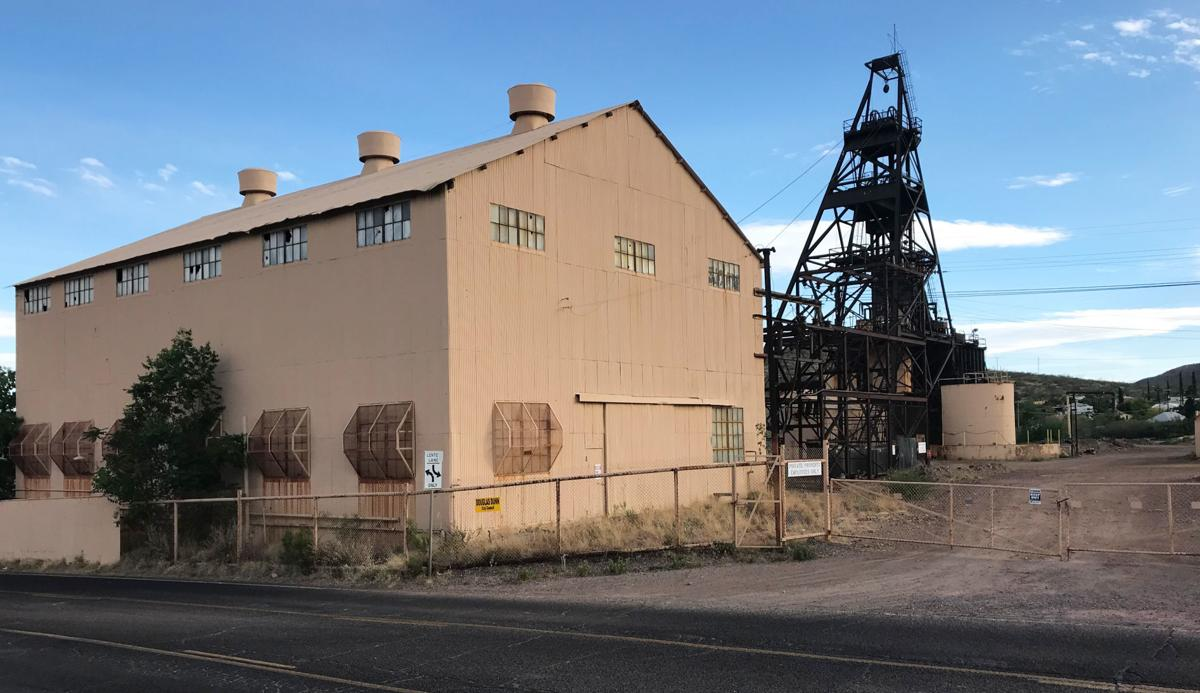 Campbell Copper Mine - Bisbee AZ