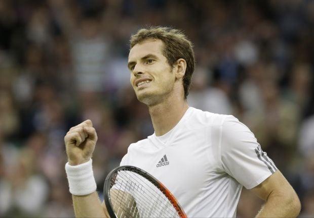 Wimbledon: Brits Murray, Robson win