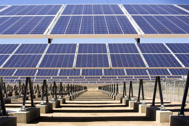 1-megawatt facility expected to create jobs, curb pollution