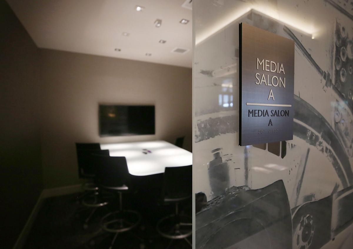 Media Suites at AC Marriott Hotel