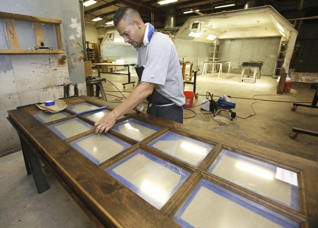 Home Depot Opens Chance For Local Door Firm S Growth News