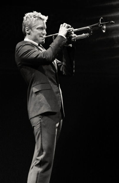 Trumpeter Botti will bring own style of jazz to concert